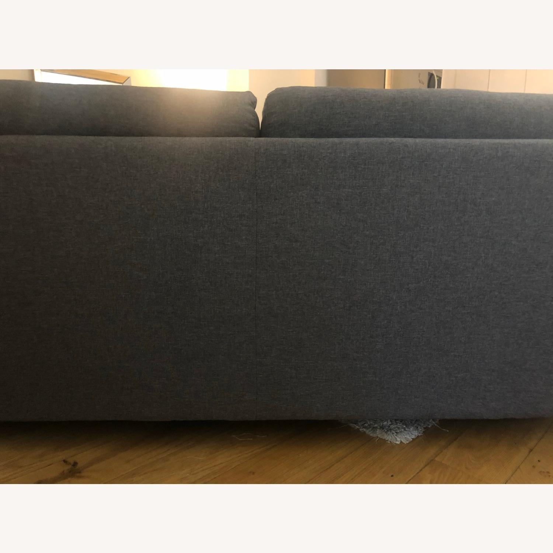 2-Seater Contemporary Sofa - image-3