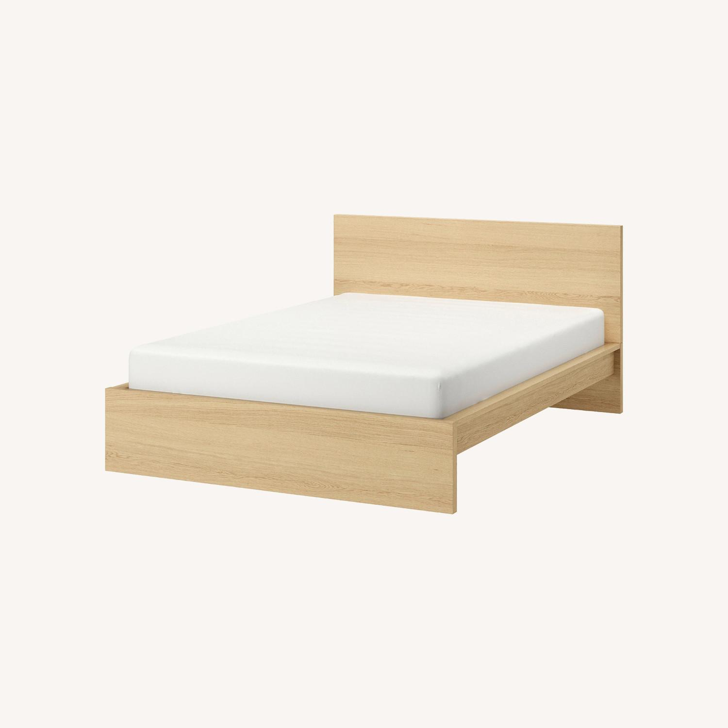 IKEA MALM Fully Equipped Bed Frame - image-0