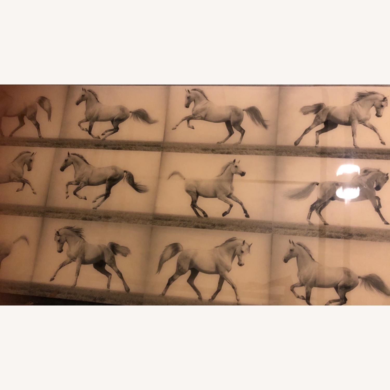 Large Horse art, acrylic finish - image-3