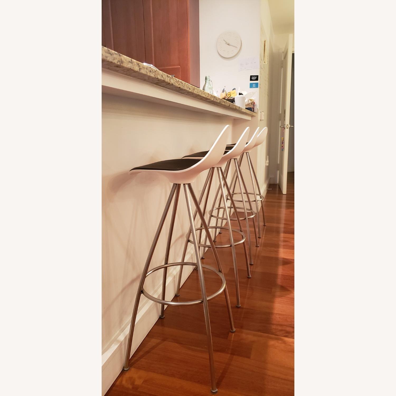 Design Within Reach Onda stools - image-2