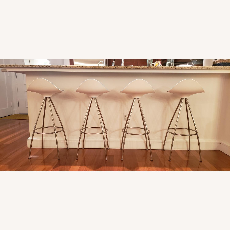 Design Within Reach Onda stools - image-1