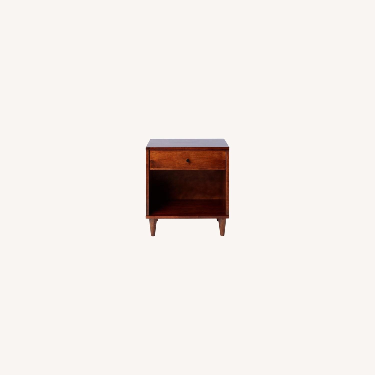 Strick & Bolton Vilas 1-drawer Nightstand - image-0