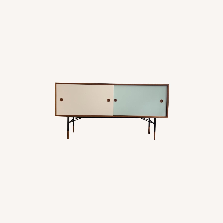 Finn Juhl Design Within Reach Credenza - image-0