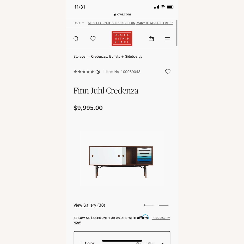Finn Juhl Design Within Reach Credenza - image-8