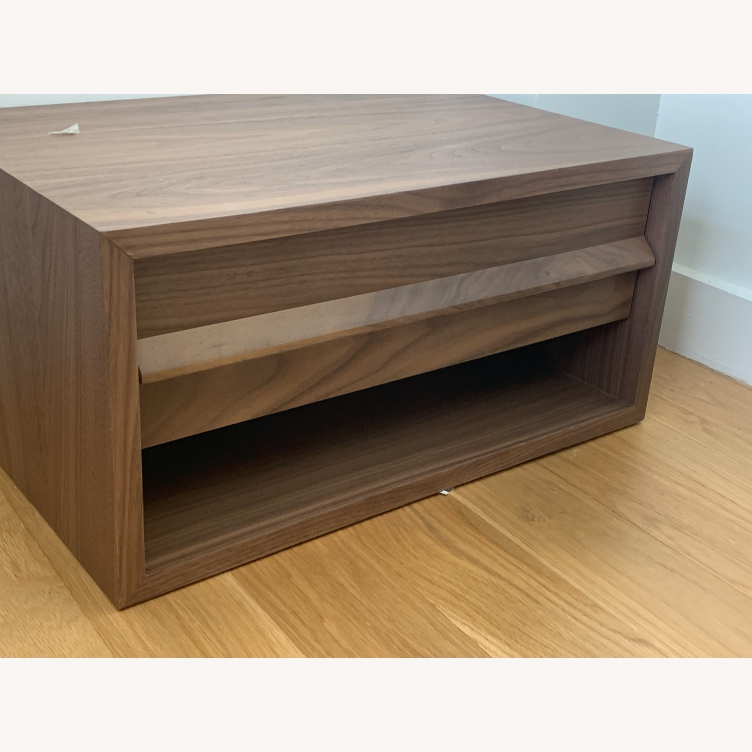 EQ3 Floating Nightstands w/ Drawers - image-2