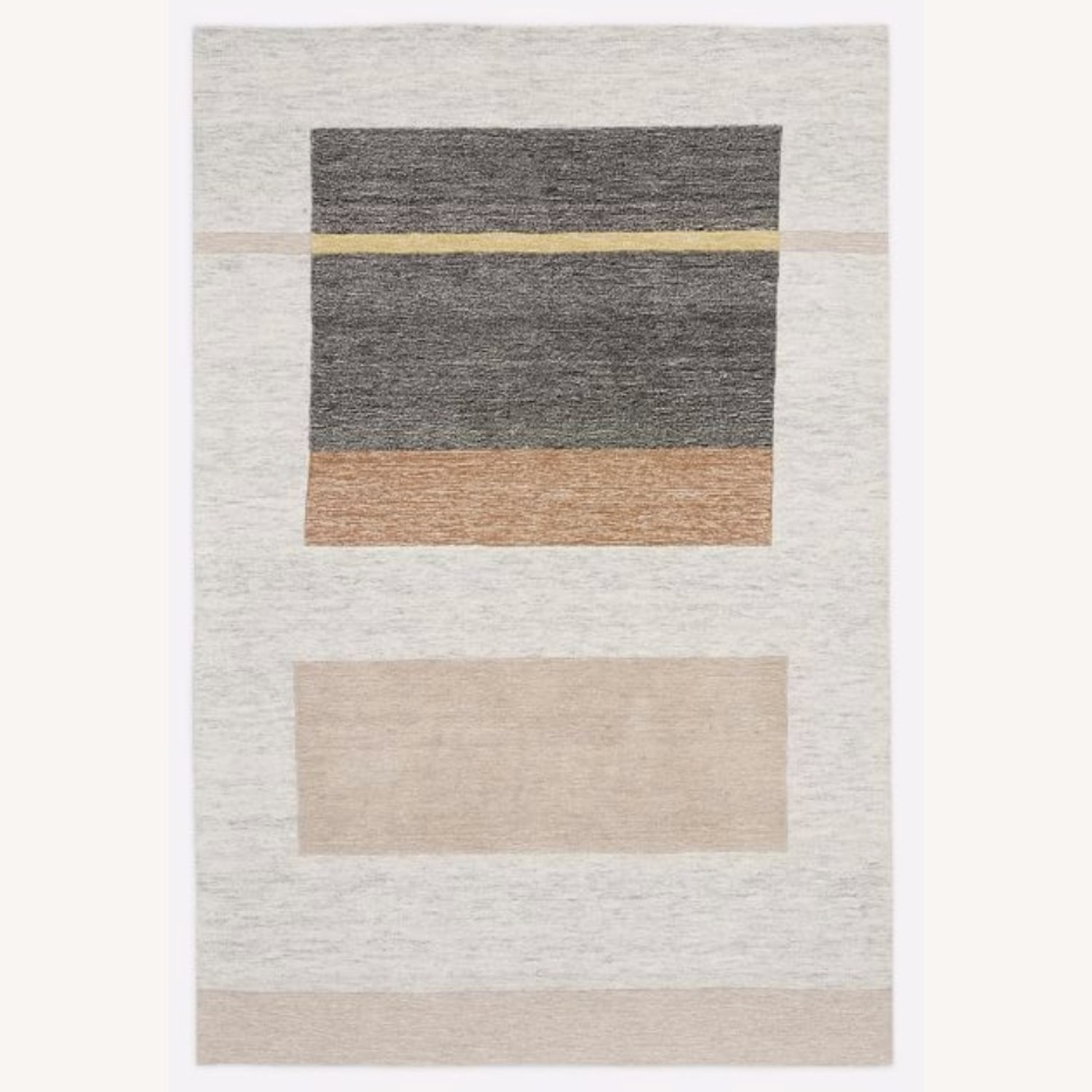 West Elm Capstone Rug in Dusty Blush - image-0