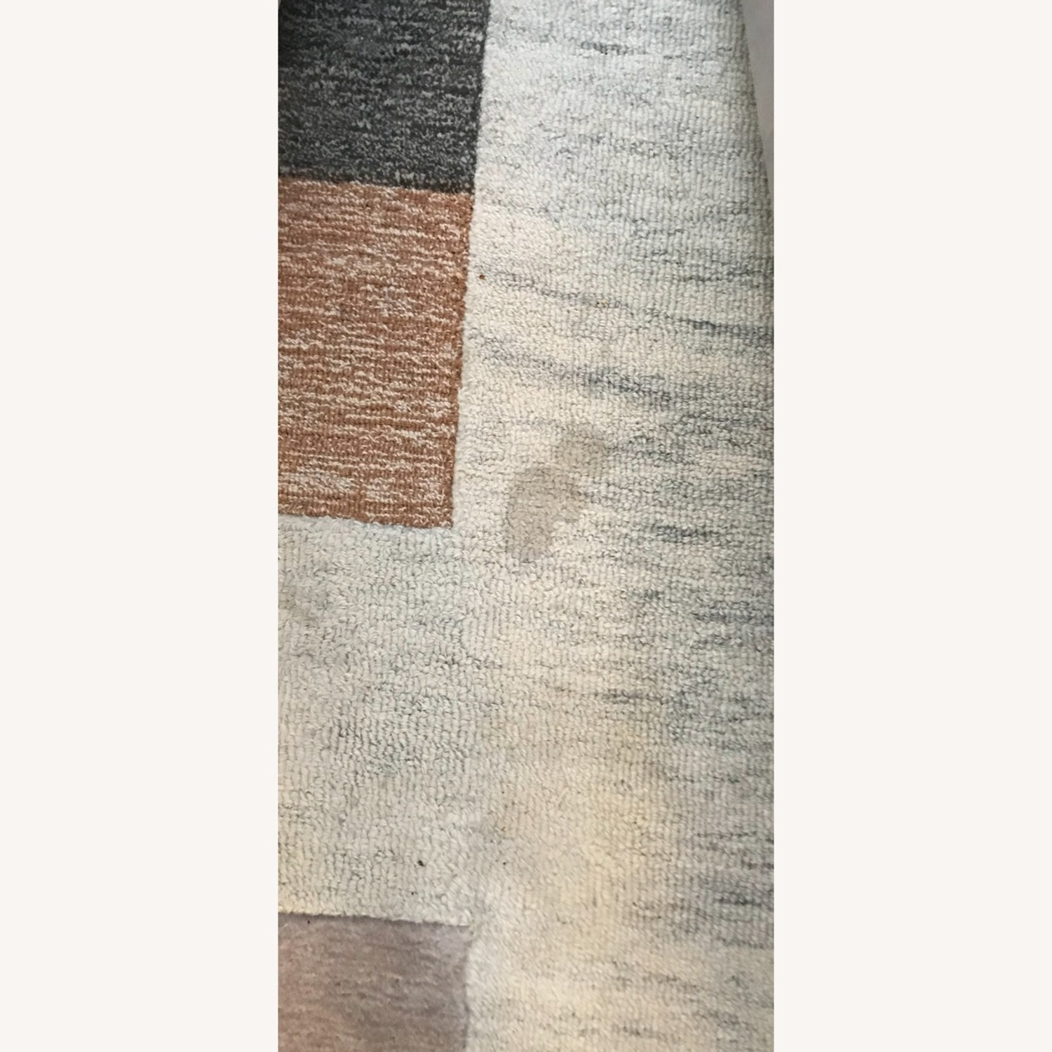 West Elm Capstone Rug in Dusty Blush - image-2