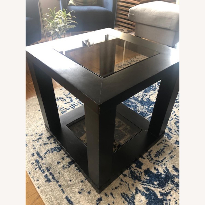 Maurice Villency Side/End Tables (2) - image-0