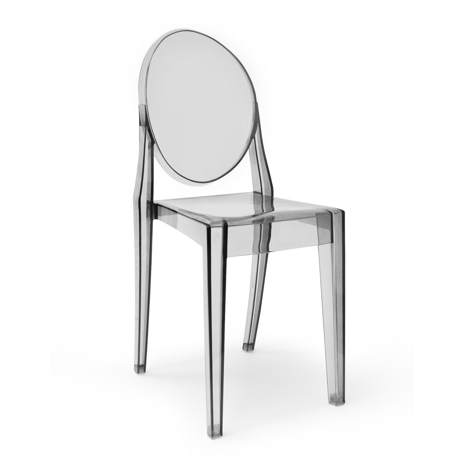 Sit Down New York Ghost Chair - image-1