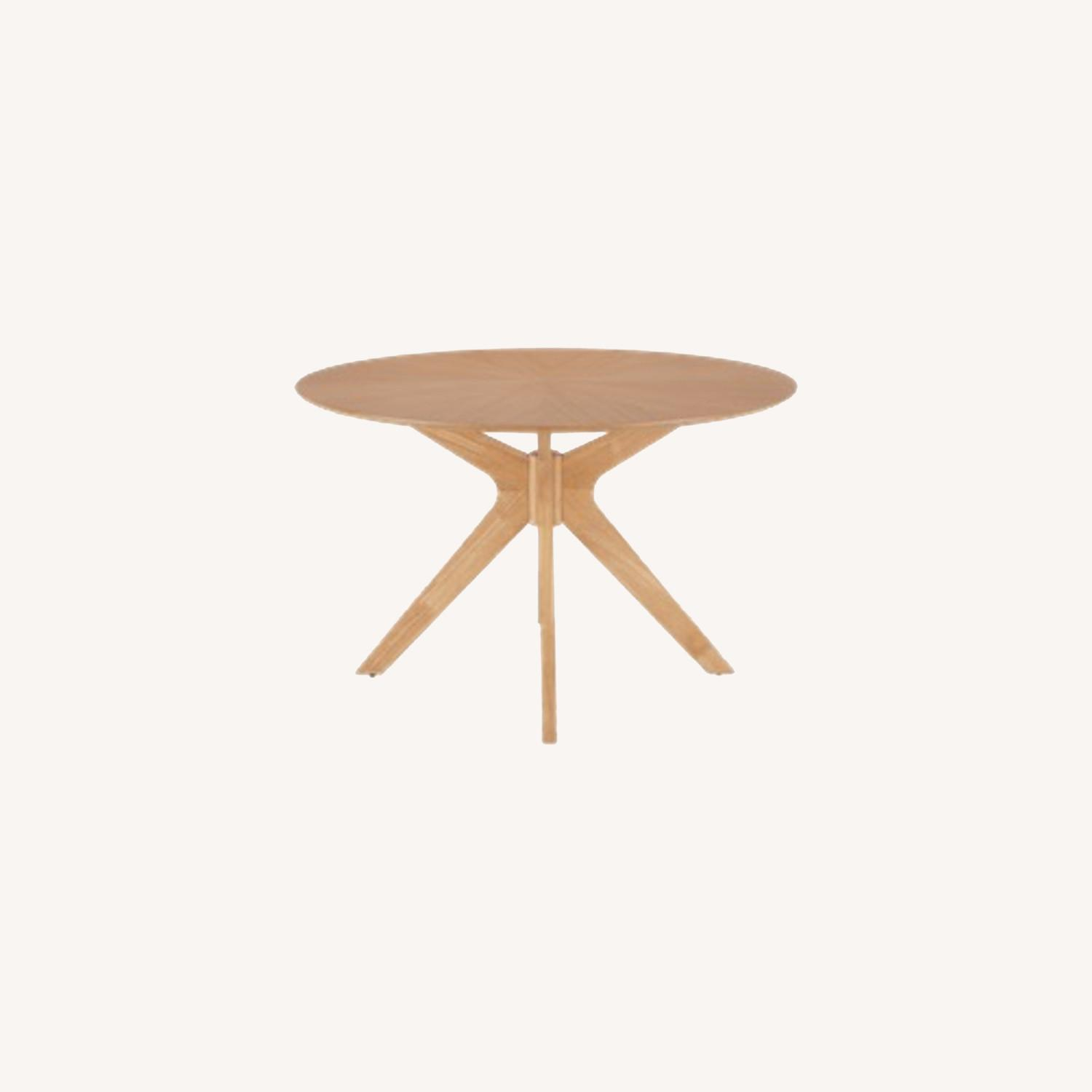 Scandinavian Stlye Dining Table and Chairs - image-6