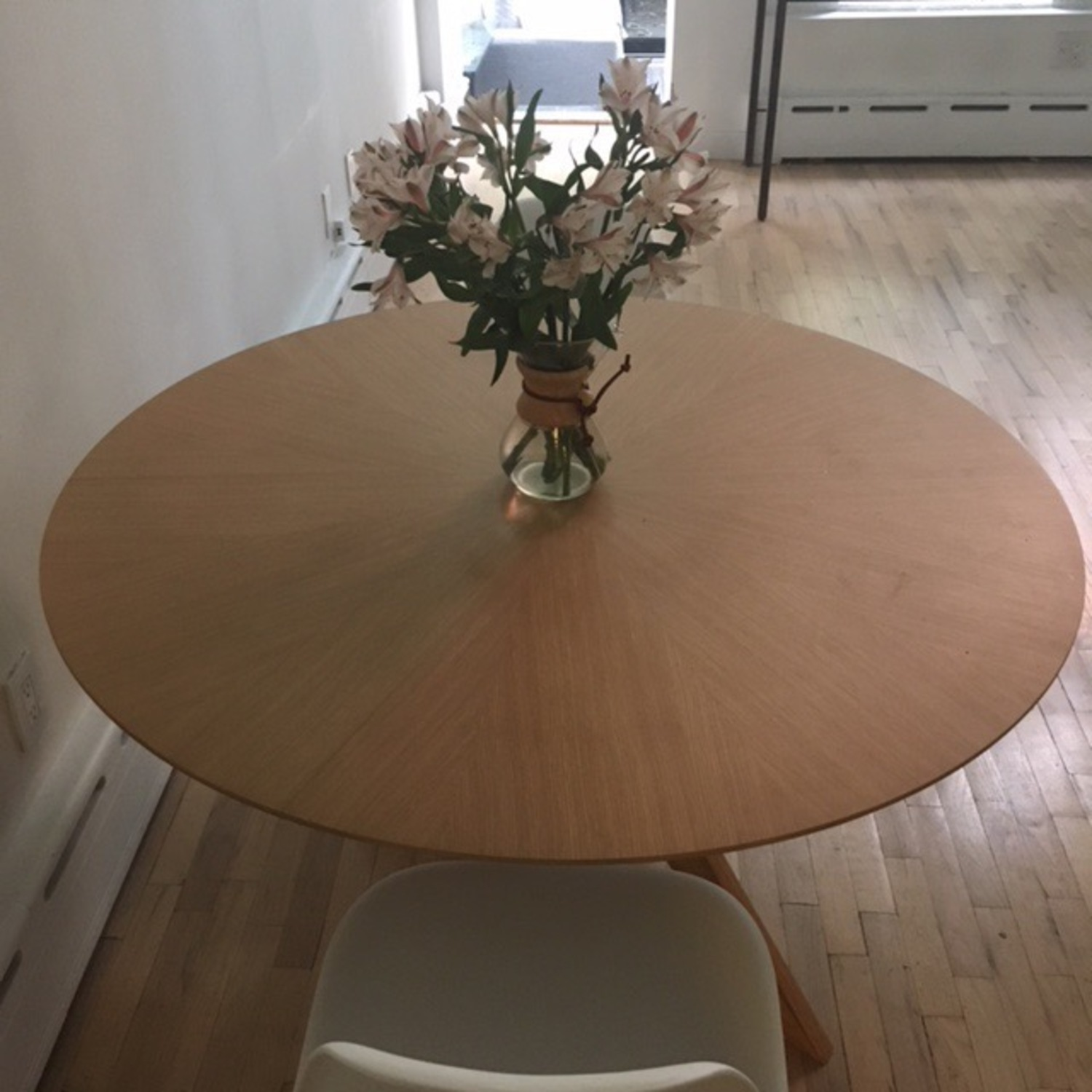 Scandinavian Stlye Dining Table and Chairs - image-8