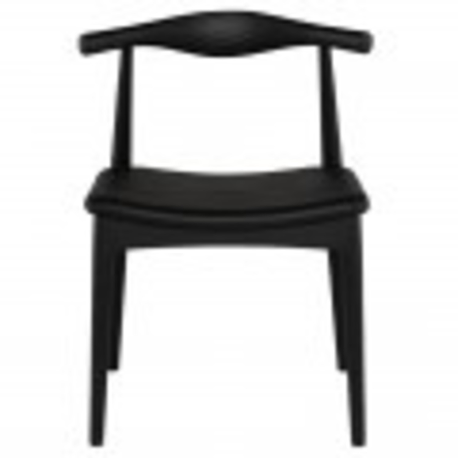 Set of 4 Leather Seat Dining Chairs - image-3
