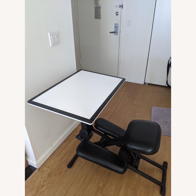 Edge Desk (Foldable Ergonomic Desk) - image-2