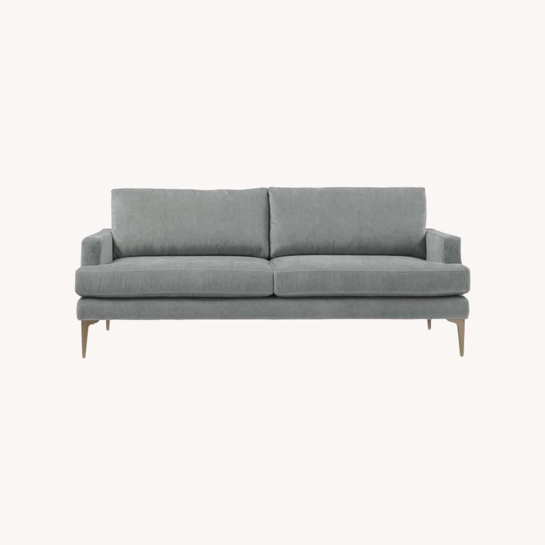 West Elm Andes Sofa - image-0