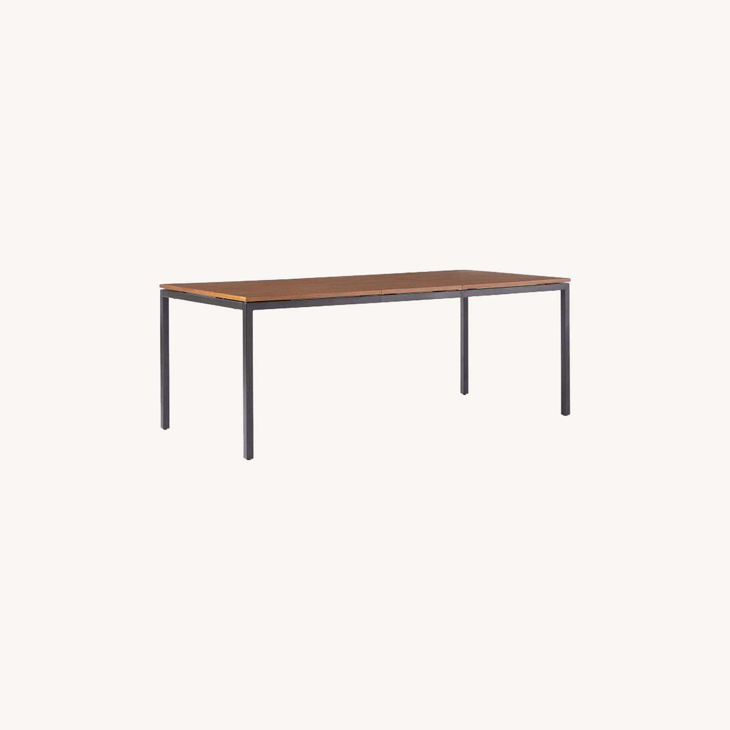 West Elm Frame Expandable Dining Table - image-0