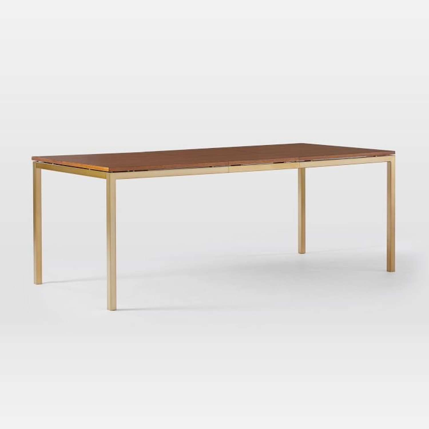 West Elm Frame Expandable Dining Table - image-3