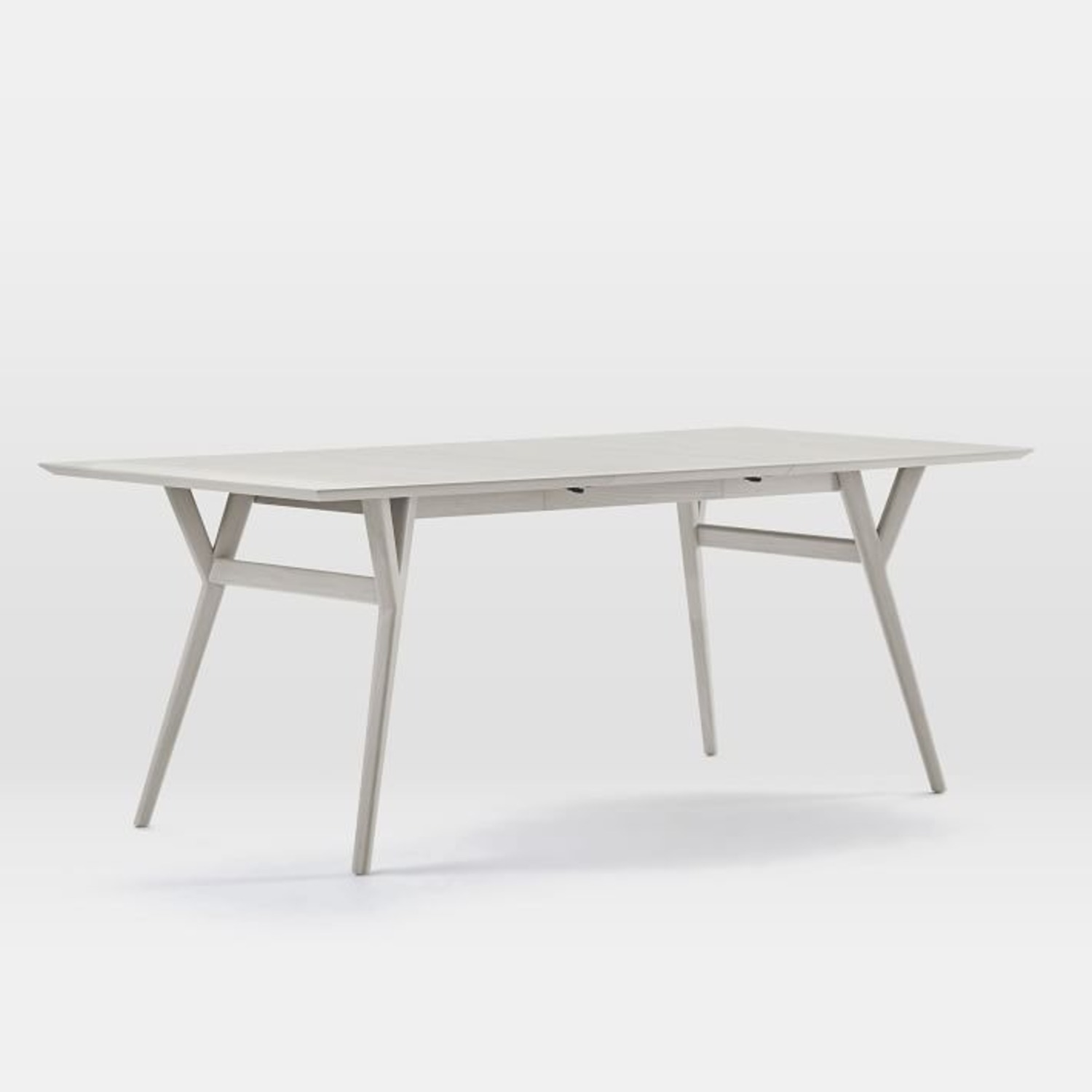 West Elm Mid-Century Expandable Dining Table - image-2