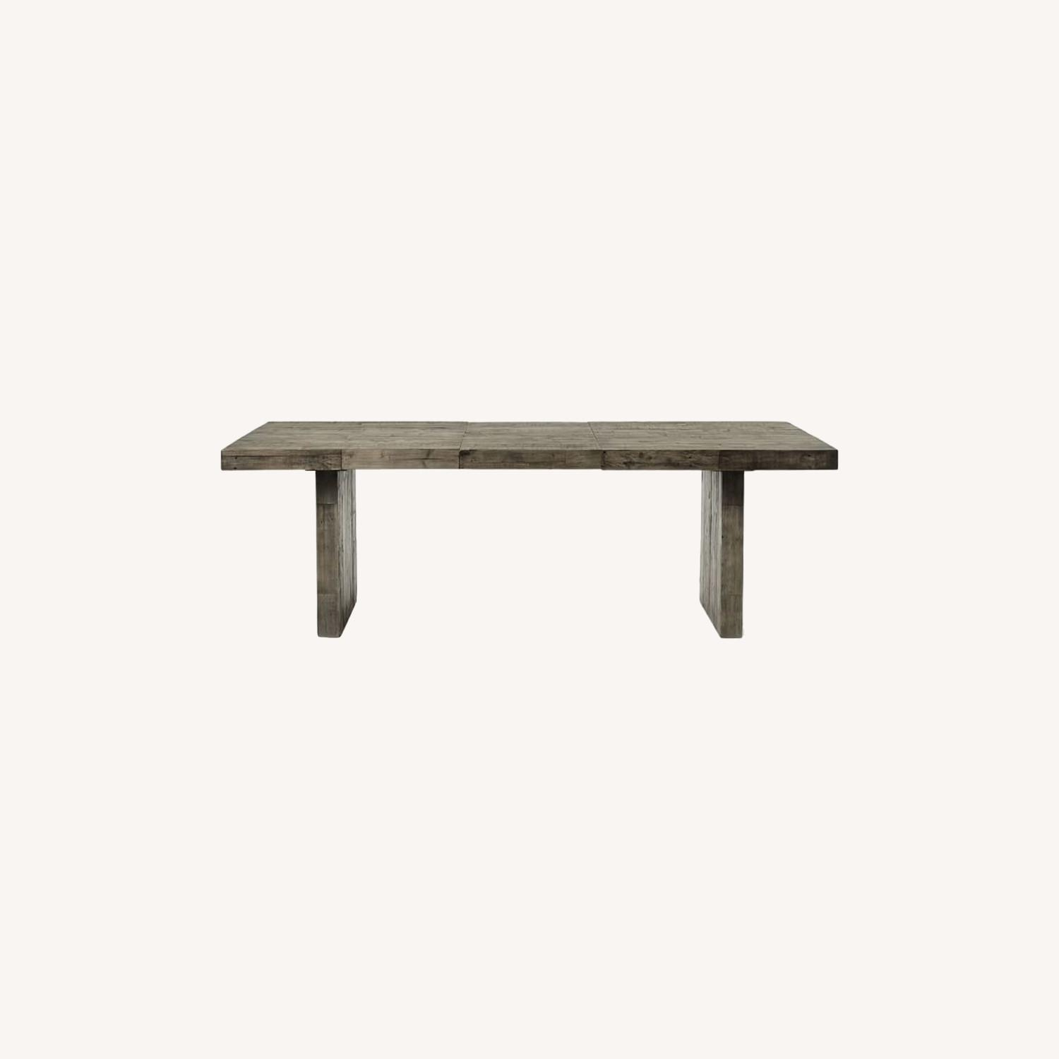 West Elm Emmerson Expandable Dining Table - image-0