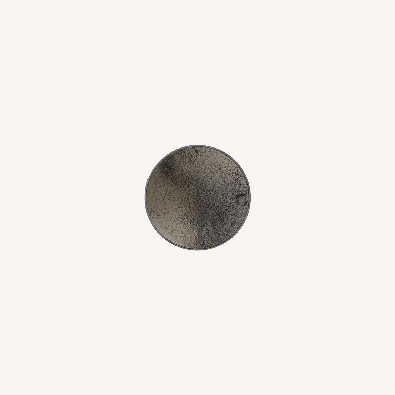 Notre Monde Round 36 inch Wall Mirror - image-0