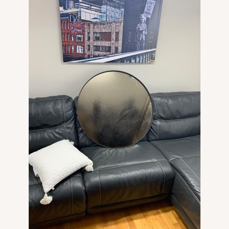Notre Monde Round 36 inch Wall Mirror - image-8