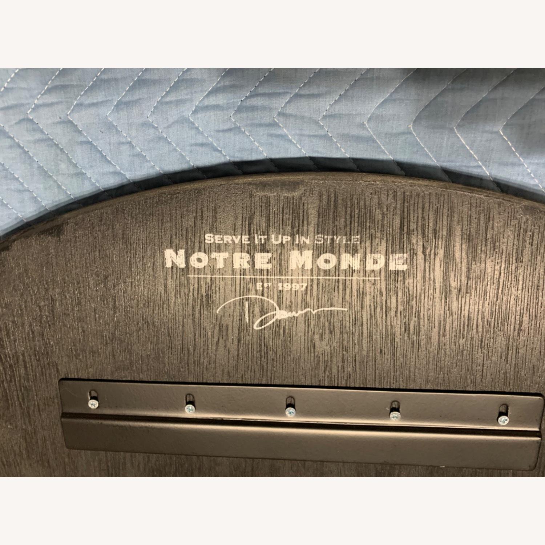 Notre Monde Round 36 inch Wall Mirror - image-3
