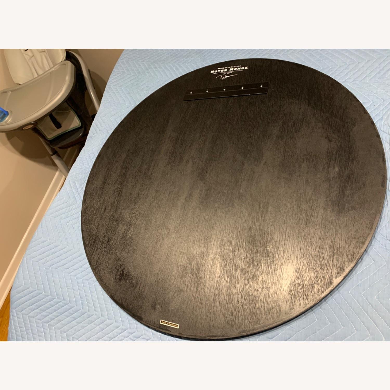 Notre Monde Round 36 inch Wall Mirror - image-4