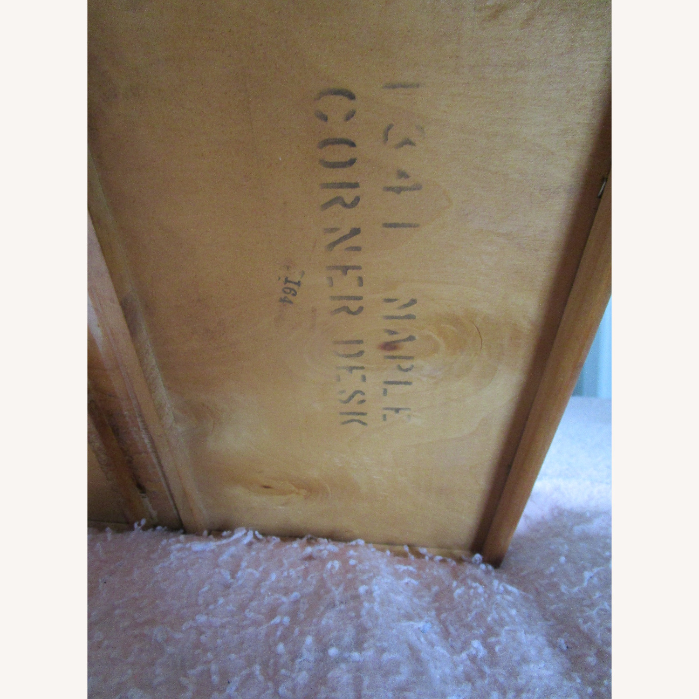Maple Dresser, Desk, & Book Shelf Unit - image-4