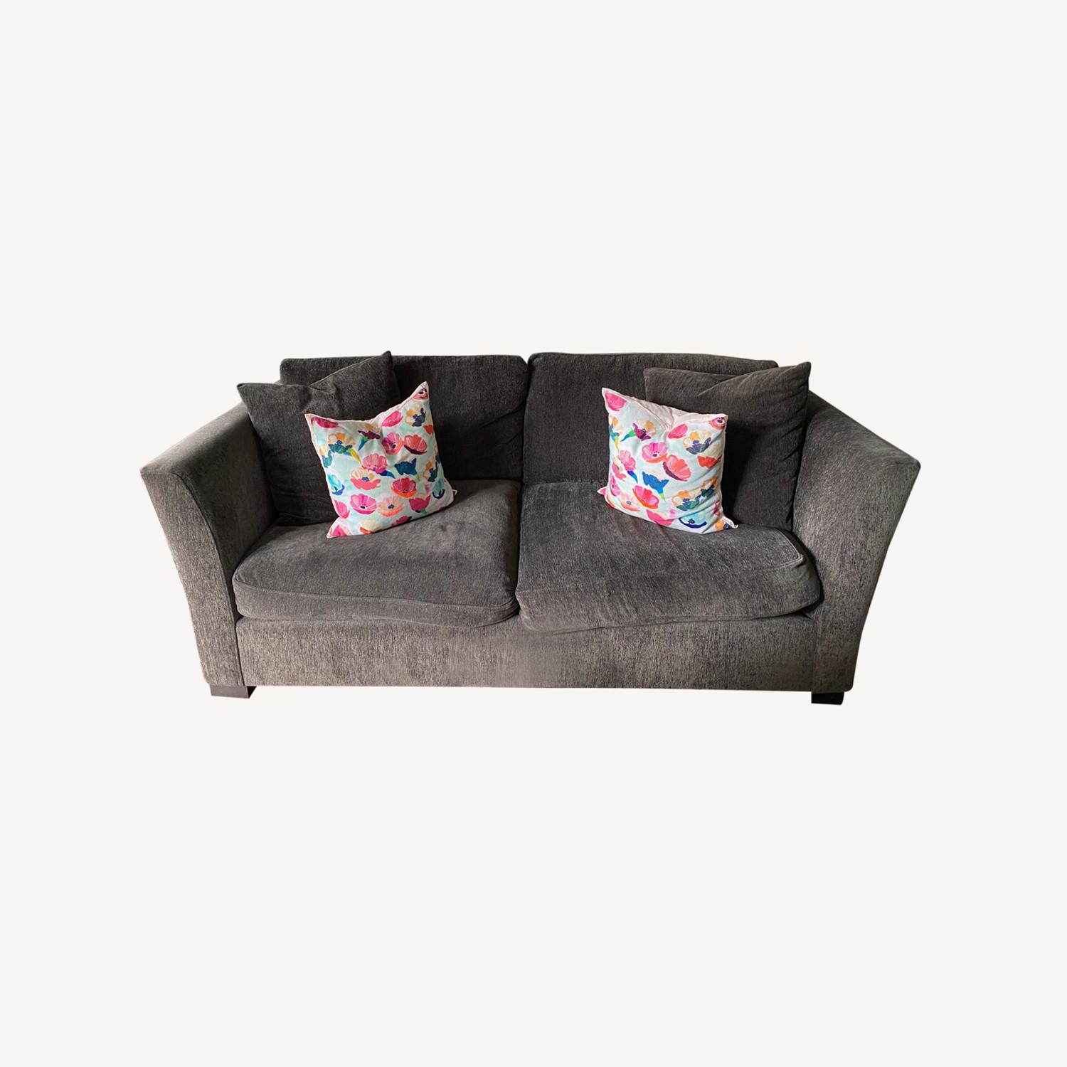 Macy's Super Cozy Couch - image-0
