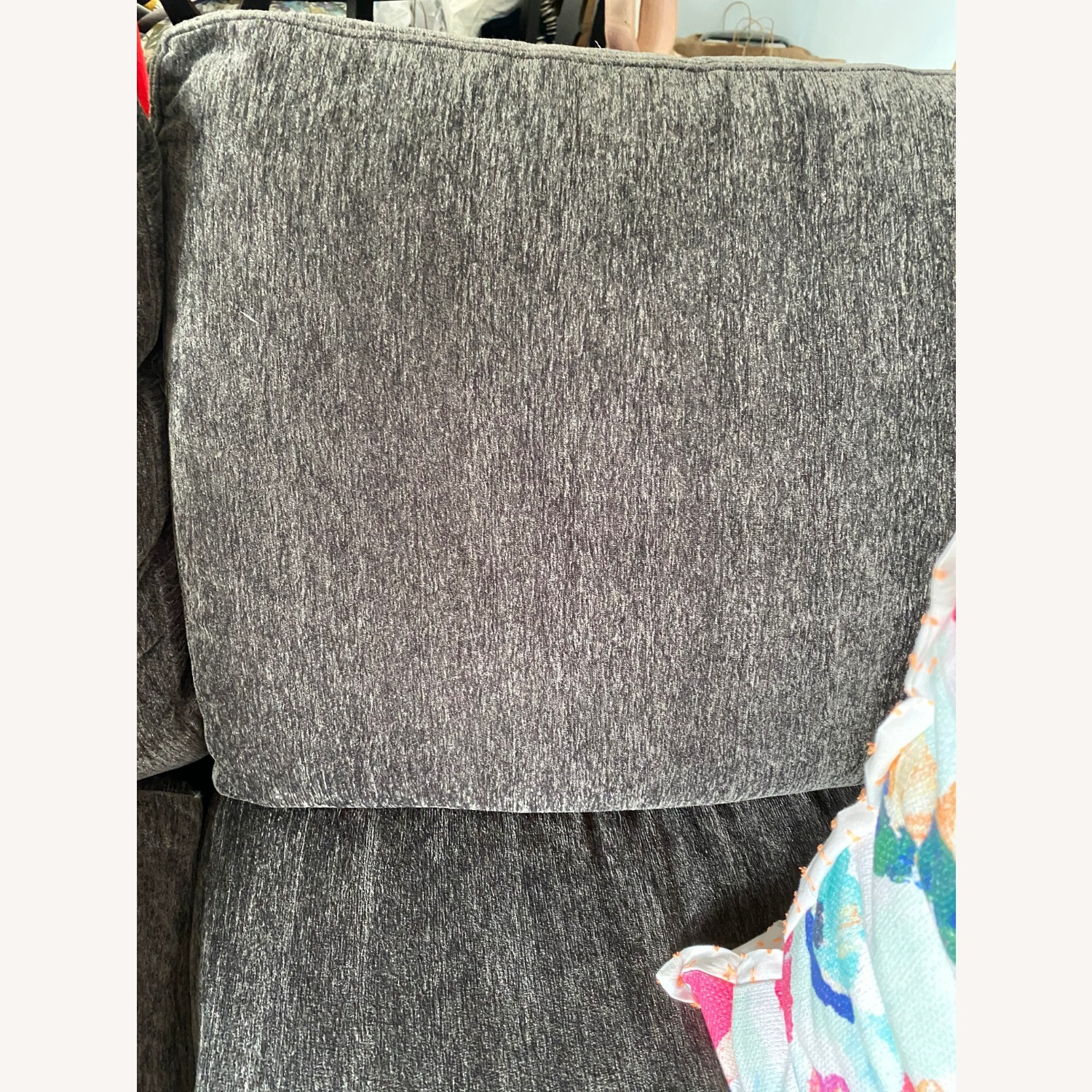 Macy's Super Cozy Couch - image-3