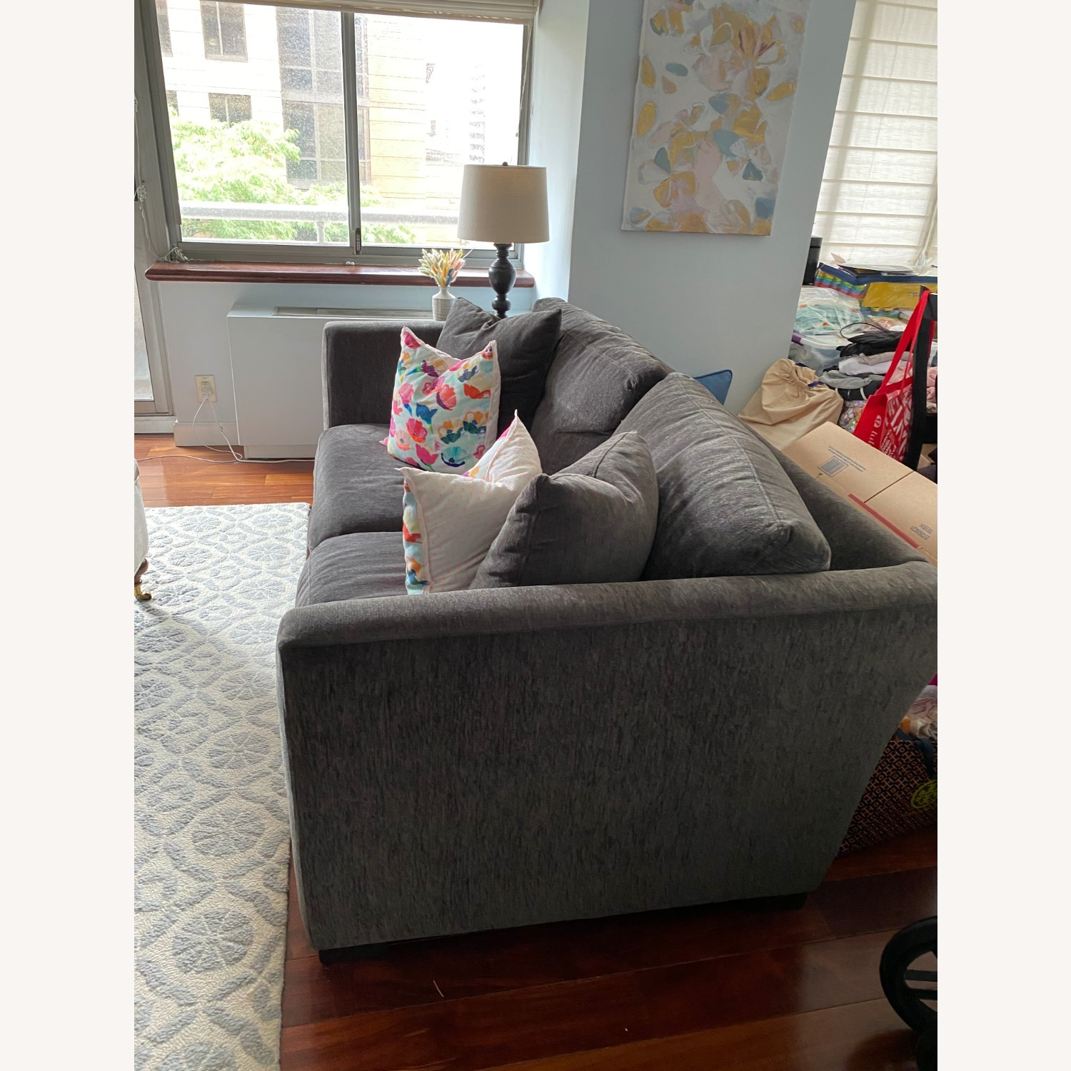 Macy's Super Cozy Couch - image-2