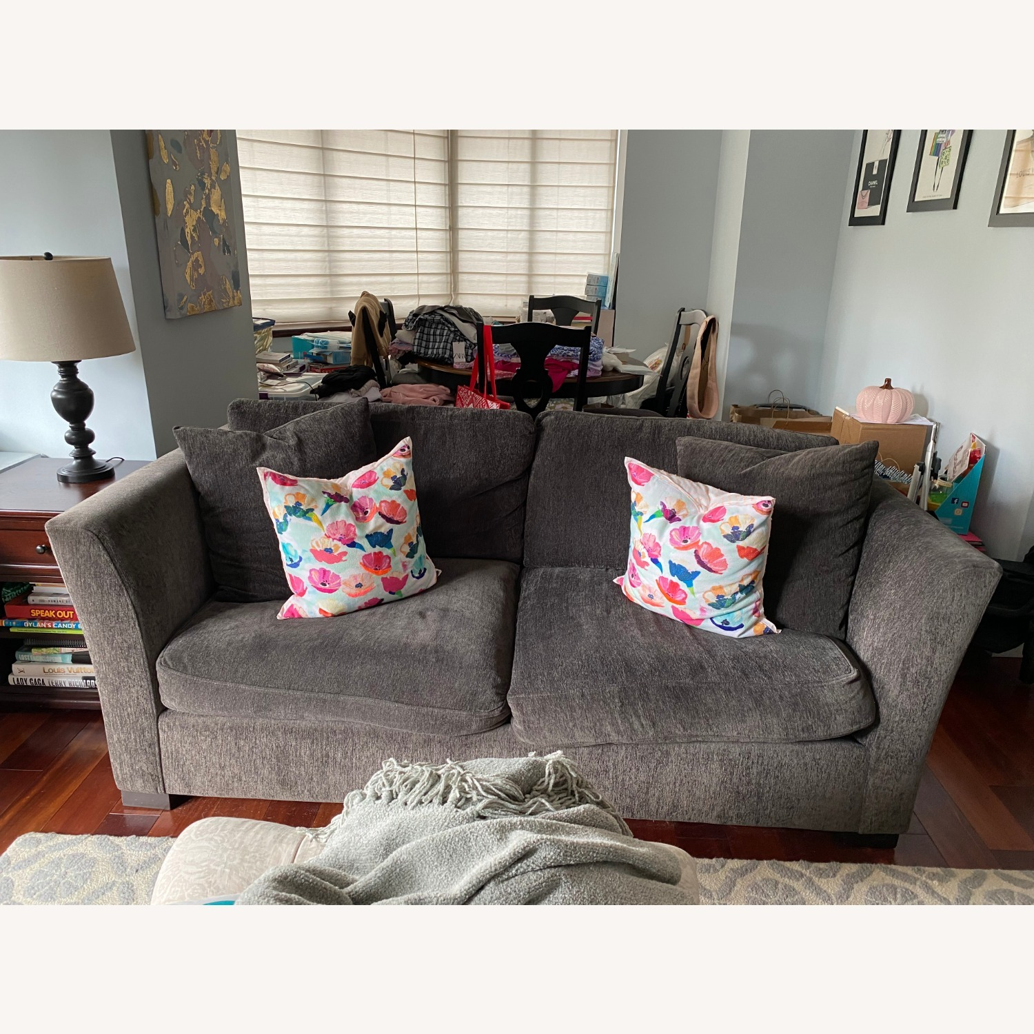 Macy's Super Cozy Couch - image-1