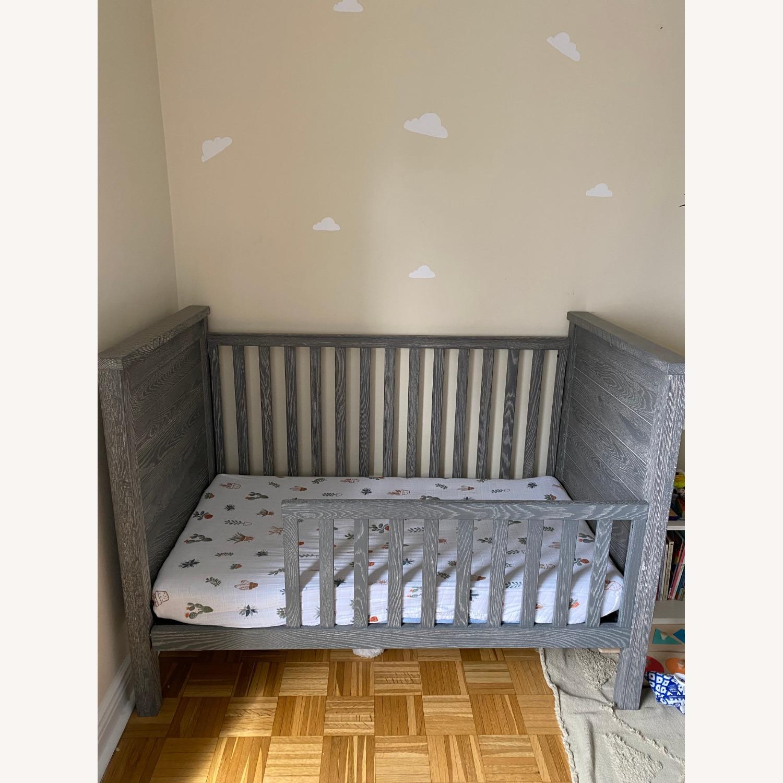 Pottery Barn Charlie Crib/Toddler Bed - image-1