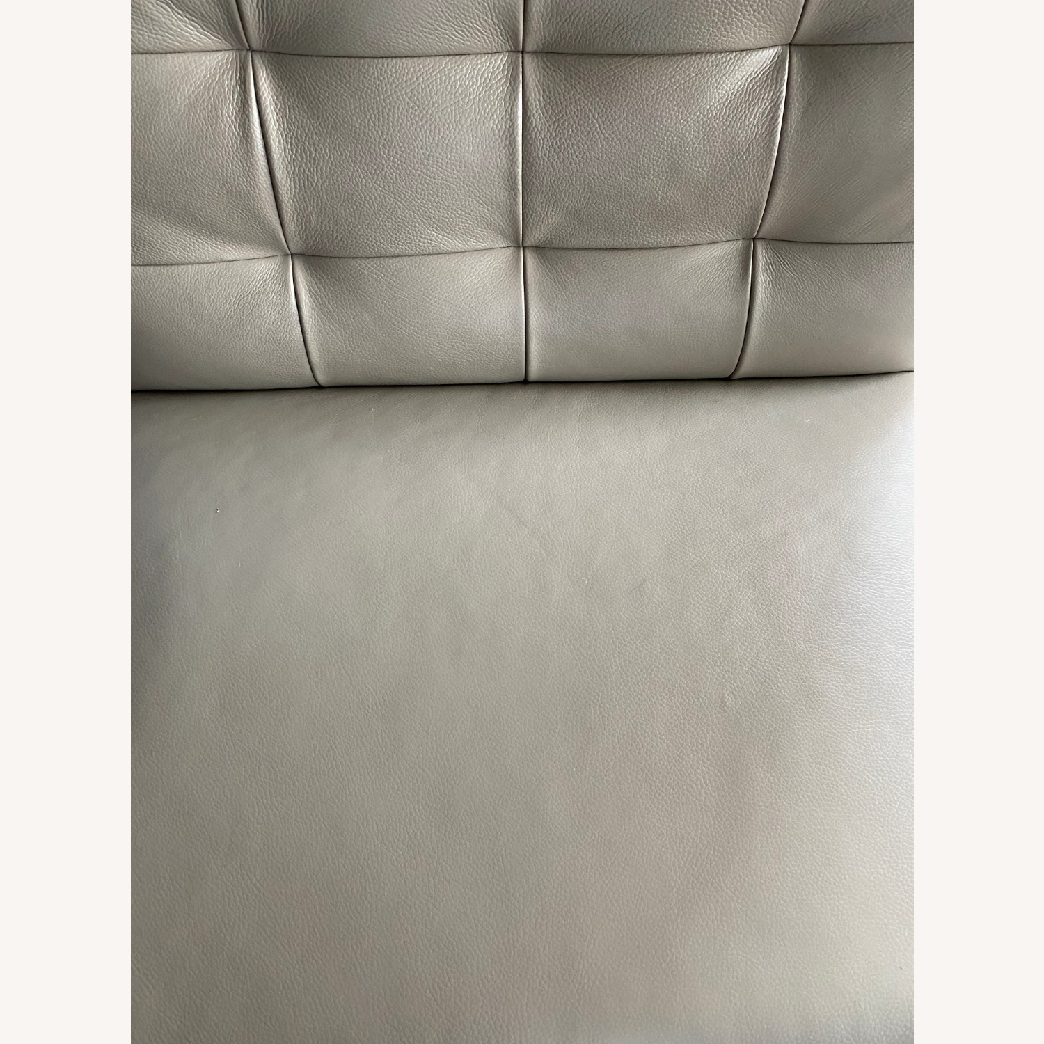 Macy's Leather Chair - image-3