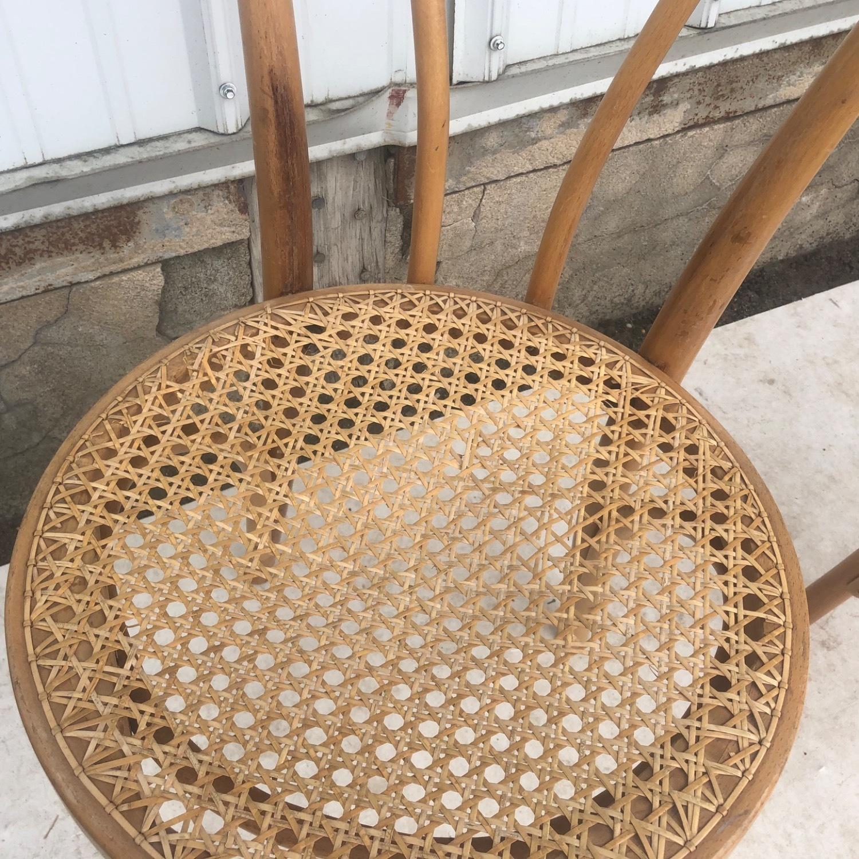 Vintage Boho Dining Set- Four Chairs - image-13
