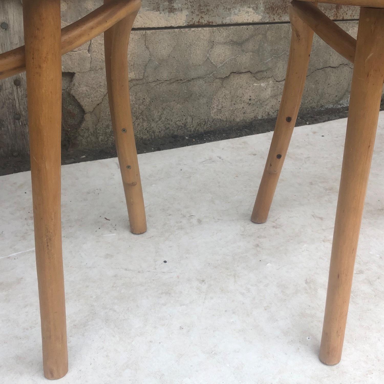 Vintage Boho Dining Set- Four Chairs - image-15