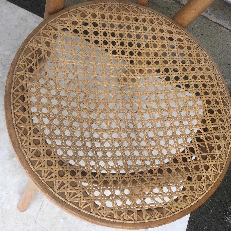 Vintage Boho Dining Set- Four Chairs - image-16