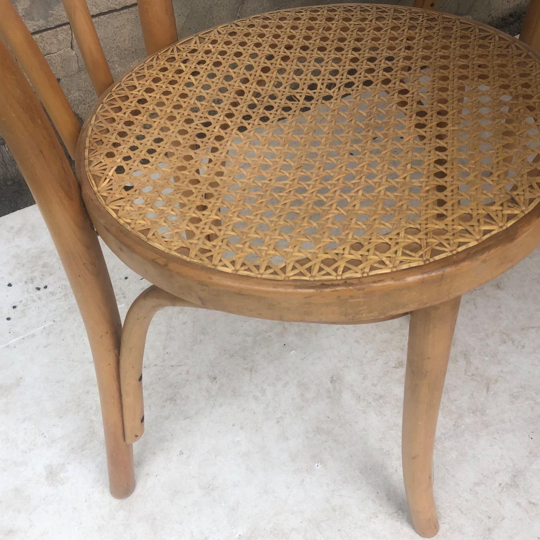 Vintage Boho Dining Set- Four Chairs - image-7