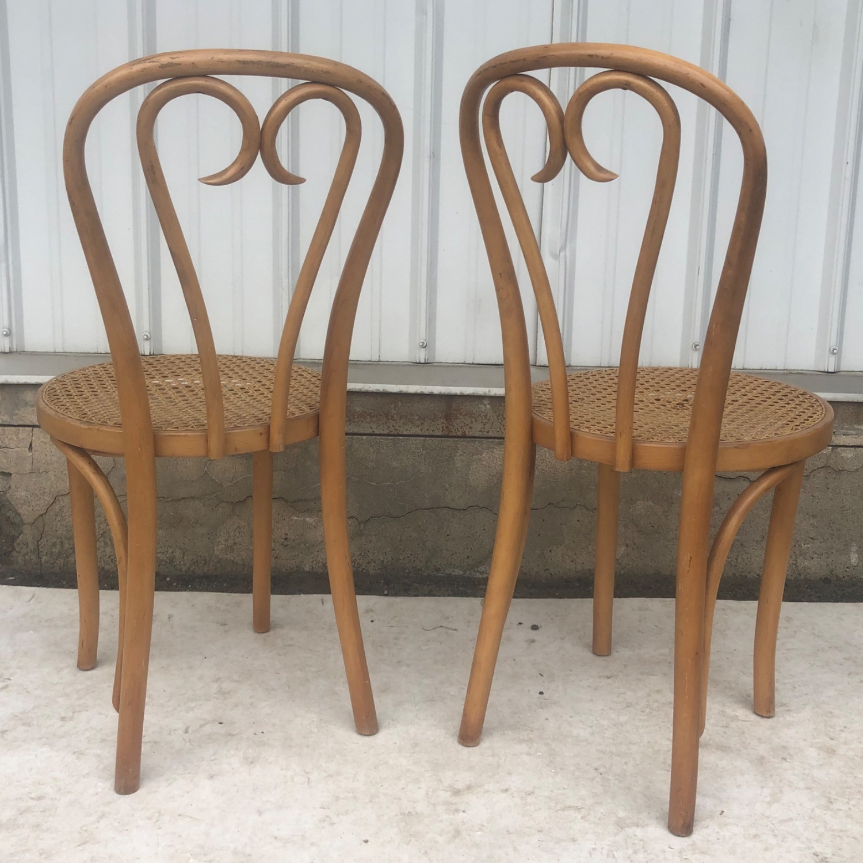 Vintage Boho Dining Set- Four Chairs - image-20