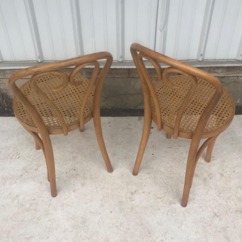 Vintage Boho Dining Set- Four Chairs - image-21