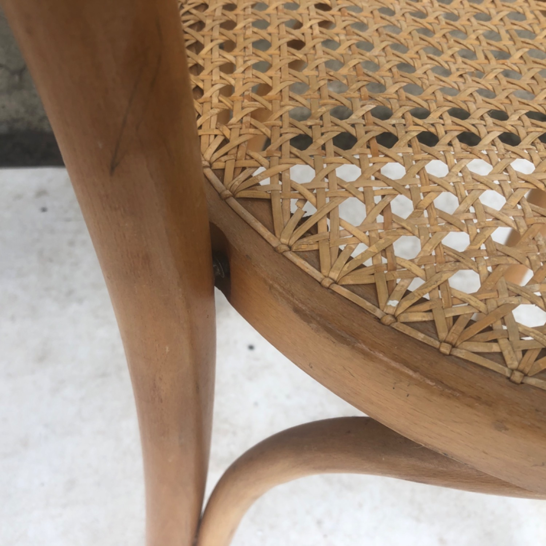 Vintage Boho Dining Set- Four Chairs - image-19