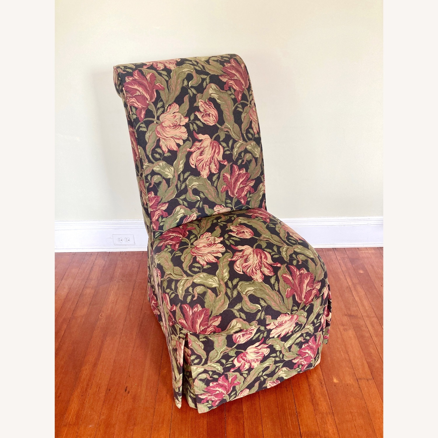 Jessica Charles Skirted Dining Chairs Set - image-2