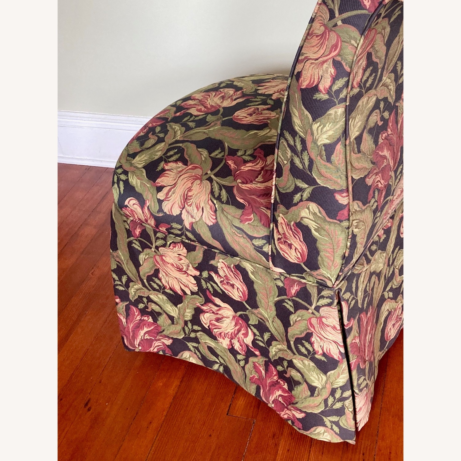 Jessica Charles Skirted Dining Chairs Set - image-4