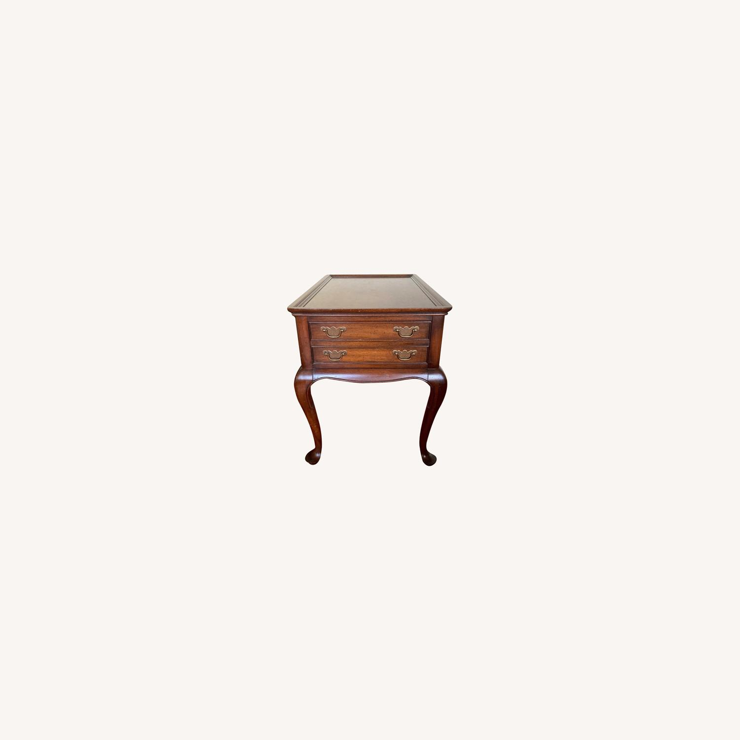 Hekman Furniture End Table - image-0