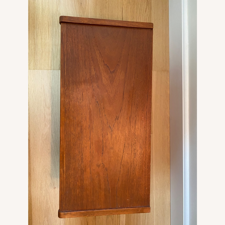 Hanging Shelf with Drawers - image-5