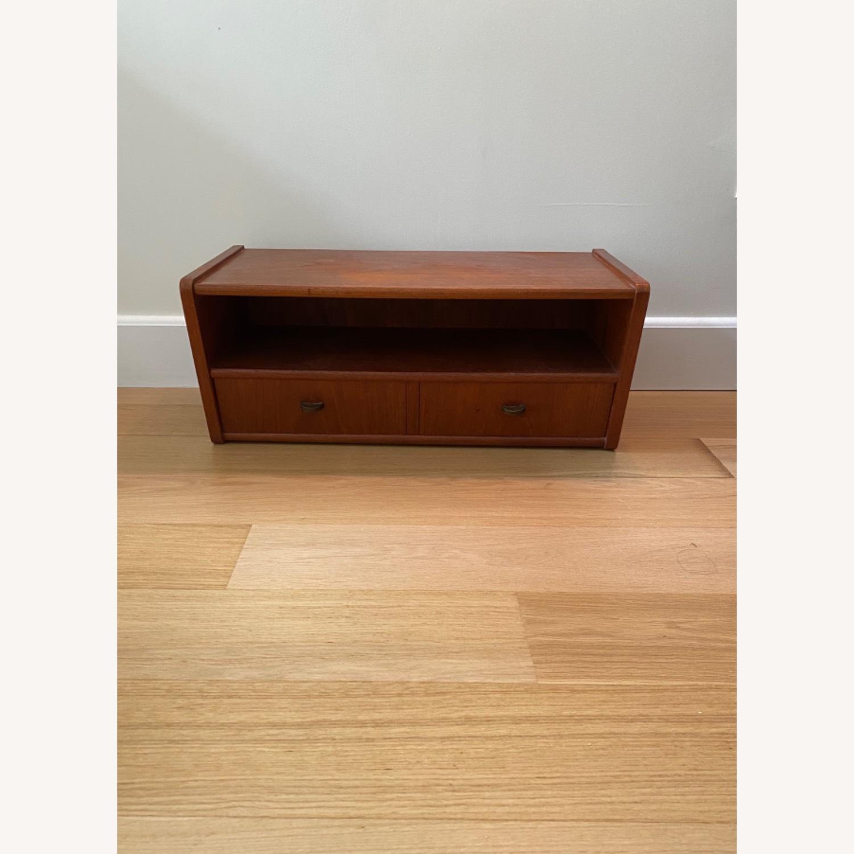 Hanging Shelf with Drawers - image-2