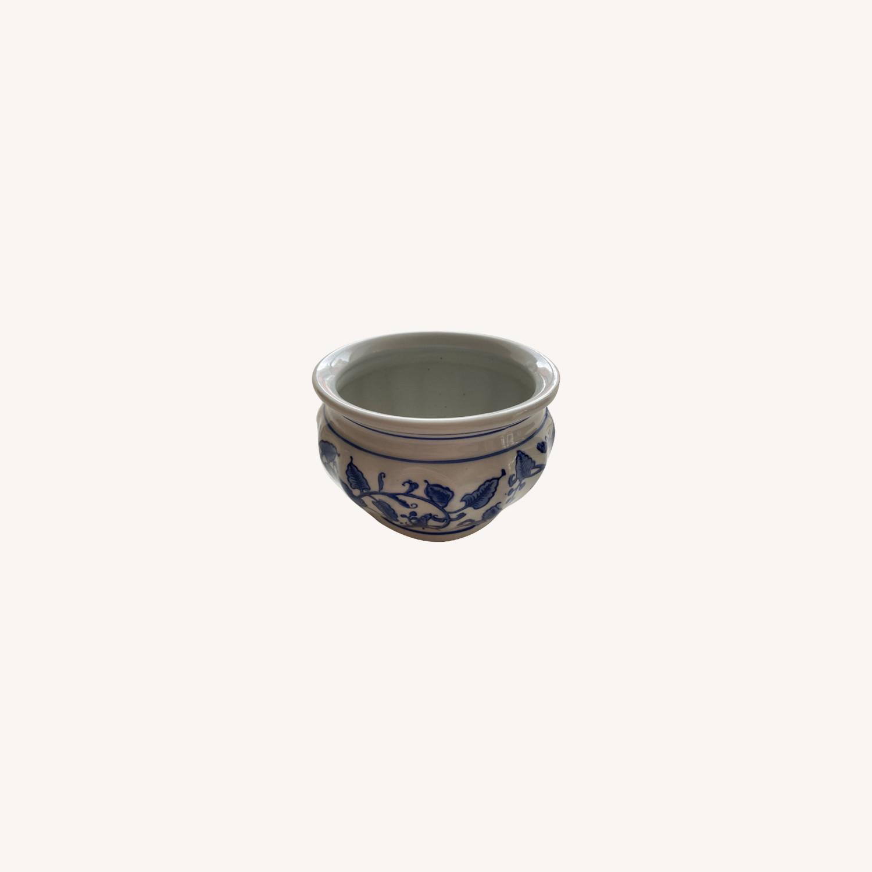 Vintage Flower Pot - image-0