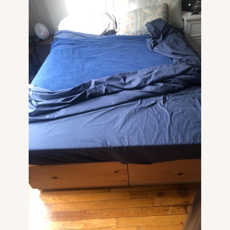 Gothic Cabinet Craft Storage Bed - image-3