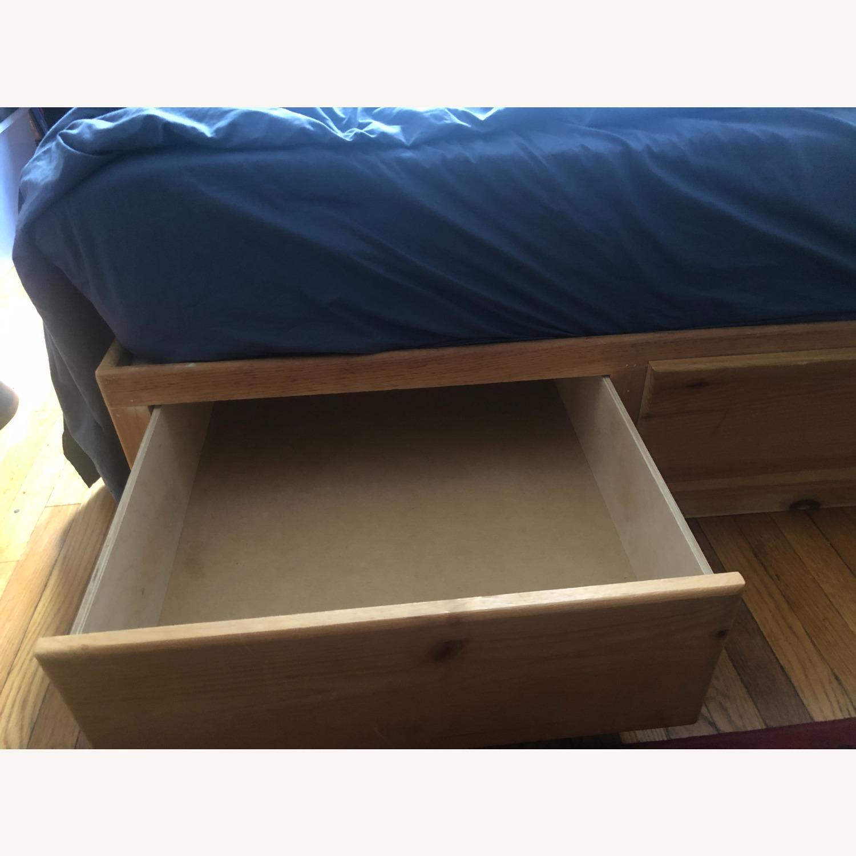 Gothic Cabinet Craft Storage Bed - image-2