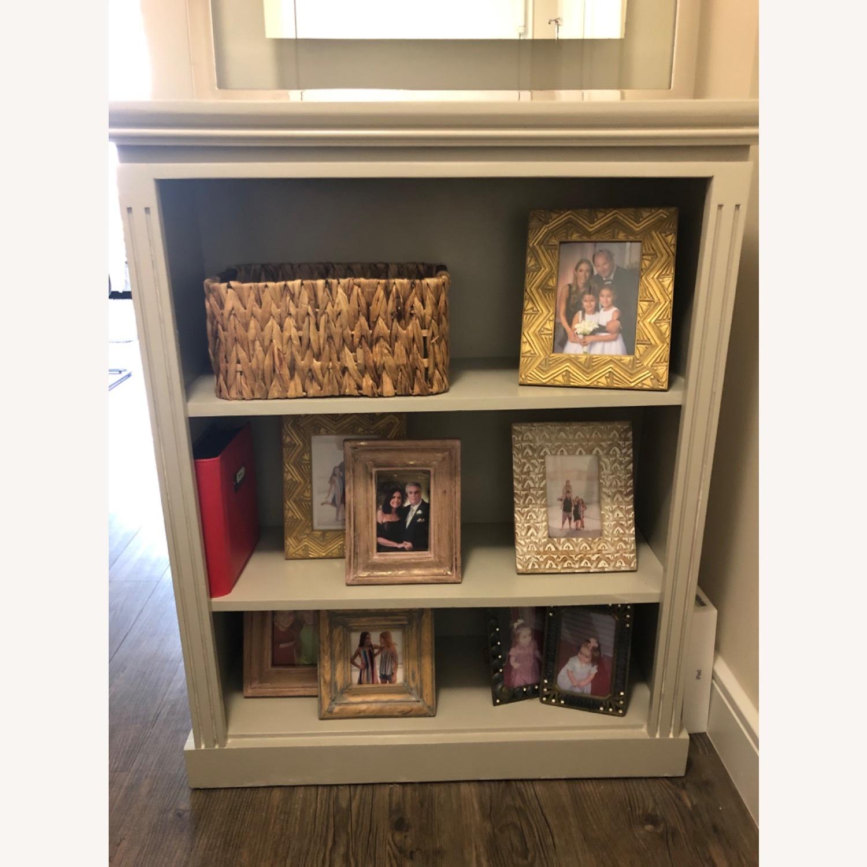 Gothic Cabinet Craft Grey Bookcase - image-2