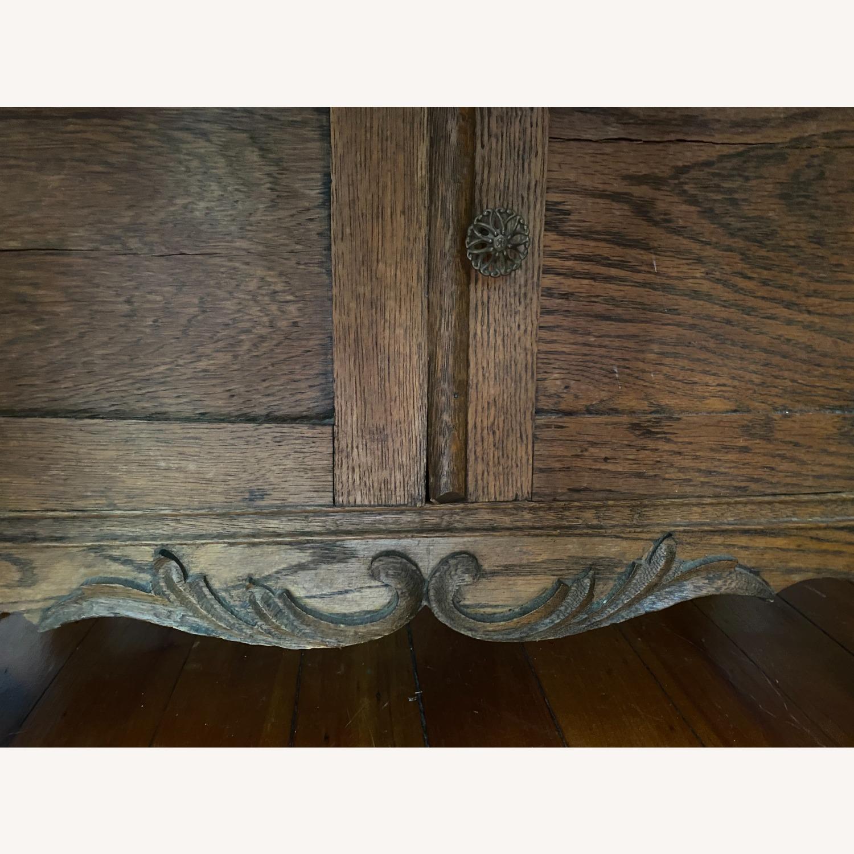 Solid Ash Credenza, Side Board, or Vanity - image-2